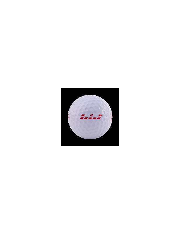 Balles Nassau 2 Pièces 60 - La douzaine
